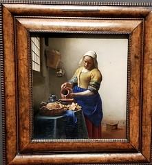Rijks Museum (125) (pensivelaw1) Tags: amsterdam netherlands holland europe rijksmuseum vermeer rembrandt nightwatch whistler vangogh goya pieneman toulouselautrec