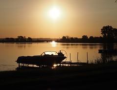Mornings on Monona Bay (humbletree) Tags: madisonwisconsin morninglight