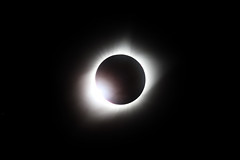 Diamond Ring - Total Solar Eclipse - August 21st 2017 - Nebraska (BeerAndLoathing) Tags: totality 2017totalsolareclipse usa 2017 roadtrip eclipse solareclipse 77d arnold august trip greatamericaneclipse canon eclipsetrip nebraska summer unitedstates us canoneos77d
