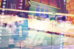 10 ten (https://tinyurl.com/jsebouvi) Tags: ten number photo doubleexposure color 30 casino light foot baby