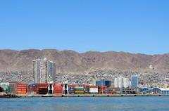PUERTO DE ANTOFAGASTA (Pablo C.M || BANCOIMAGENES.CL) Tags: chile antofagasta ciudad city urban costa océano mar desiertodeatacama