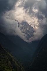 2385716 (Alex Ravin) Tags: nepal himalaya himalayas annapurna dhaulagiri trekking landscape fishtale machhapuchre hiking