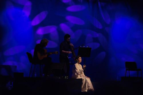 Teresa Salgueiro alla casa del Jazz, 28-7-2018