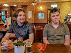 London With the Kids 2018 (jpergunnar) Tags: timothy jonathan family holiday peoplefamily