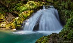 Nabujali mali slap na Zelenome viru (MountMan Photo) Tags: izletištezelenivir malislap skrad značajnikrajobraz protectedlandscape gorskikotar primorskogoranska croatia voda water slap waterfall landscape