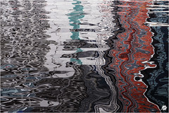 Park Drive Canary Wharf Reflections 04 (Bill-Green) Tags: parkdrive canarywharf reflections water billgreen
