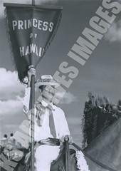 949- 5657 (Kamehameha Schools Archives) Tags: kamehameha archives ksg ksb ks oahu kapalama 1956 1957 luryier pop diamond pageboy kala kukea horseback