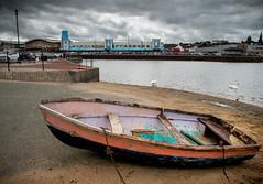 boat (Mike Ashton) Tags: mersey sps wirral newbrighton beach coast summertime