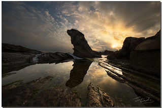 南雅海狗石 (Nanya Seal rock), Keelung, Taiwan