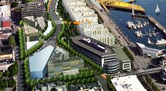 2226 Elliott - Seattle Waterfront (deanruffner) Tags: seattlewaterfront alaskanwayviaduct sr99 downtownseattle seattle wa usa