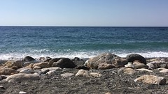 Varsamo, Samos GR (doro 51) Tags: video meer sea strand beach wellen waves steine stones samos greece gr dorophoto 2018