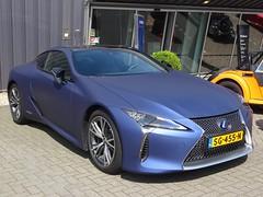 2018 Lexus LC 500h (harry_nl) Tags: netherlands nederland 2018 utrecht lexus lc lc500h sg455n sidecode9 louwman