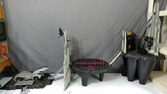 BTS Batcave 004 (MayorPaprika) Tags: 112 custom diorama toy story paprihaven action figure set lgv20 lgvs995 dc comics batman batcave