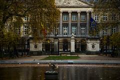 Bruxelles - Parc Royal (vue sur le Parlement fédéral) (saigneurdeguerre) Tags: europe europa belgique belgië belgien belgium belgica bruxelles brussel brüssel brussels bruxelas ponte antonioponte aponte ponteantonio saigneurdeguerre canon 5d mark 3 iii eos parc park parlement federal federaal parlementfédéral