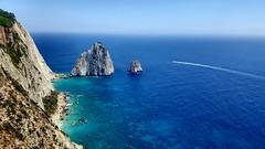 Keri - Zakynthos (spicros78) Tags: zakynthos keri sea blue summer mediterranean zante deepblue nature lonelyplanet