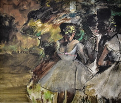 Edgar Degas - Three Dancers in the Wings, 1885 at National Museum of Western Art - Tokyo Japan (mbell1975) Tags: taitōku tōkyōto japan jp edgar degas three dancers wings 1885 national museum western art tokyo museo musée musee muzeum museu musum müze museet finearts fine arts gallery gallerie beauxarts beaux galleria painting nmwa impression impressionist impressionism french