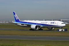 JA784A Boeing B777-381(ER) EDDF 15-05-17 (MarkP51) Tags: ja784a boeing b777381er b777 allnipponairways nh ana frankfurt airport frankfurtammain flughafen an mainrheinmainflughafengermanyfraeddfairlineraircraftairplaneplaneimagemarkp51nikond5000d7100d7200aviation photography