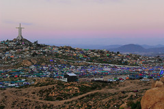 Coquimbo (ArtEloy) Tags: atardecer foto picture puesta postal coquimbo cielo
