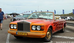 Rolls-Royce Silver Spirit convertible 1983 (XBXG) Tags: 4ksp37 rollsroyce silver spirit convertible 1983 rolls royce silverspirit rr v8 cabriolet cabrio roadster tourer british race festival 2018 circuit zandvoort nederland holland netherlands paysbas vintage old classic car auto automobile voiture ancienne anglaise brits uk vehicle outdoor youngtimer