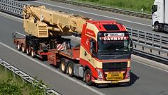 DK - Torben Rafn Volvo FH GL04 (BonsaiTruck) Tags: torben rafn volvo lkw lastwagen lastzug truck trucks lorry lorries camion caminhoes