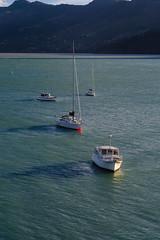 Winter boat shadows (Kiwi Jono) Tags: winter boat harbour lyttelton christchurch newzealand fa100f28macro pentax pentaxk1 water outdoor shadow