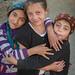Les copines, Langar, vallée du Wakhan, Tadjikistan