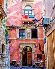 Chania, Crete (Kevin R Thornton) Tags: d90 nikon travel street fagotto city greece mediterranean architecture chania crete creteregion gr
