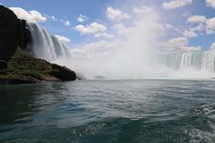 Horseshoe Falls 9 (John Stankovich) Tags: niagarafalls horseshoefalls canada water waterfall river ontario