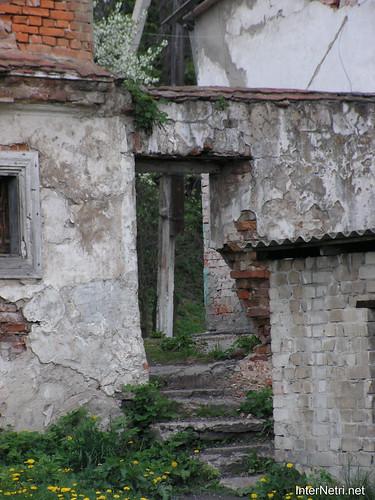 Палац Браницьких, Любомль,  Волинь, 2005 рік InterNetri.Net  Ukraine 391