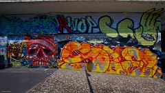IMGP5740 Street Art Please look the evolution of this wall in 2 years (Claudio e Lucia Images around the world) Tags: sigma street art graffiti milano porta garibaldi tag muro murales murale wall paintedwall sigma1020 pentax pentaxk3ii pentaxart corinne overpainted paintedover