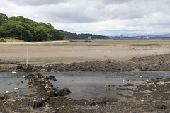 Cramond Island, near Edinburgh (Paul Emma) Tags: scotland island edinburgh cramondisland cramon firthofforth forth riverforth