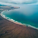 Aerial view of a wild coast / Luftaufnahme einer wilden Küste thumbnail