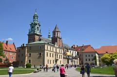 Kraków, Zamek Królewski na Wawelu-DSC_4995p (Milan Tvrdý) Tags: kraków krakov cracovia cracow polska poland wavel