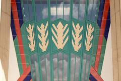 Hoover Building-9 (Paul Dykes) Tags: perivale england unitedkingdom gb uk artdeco architecture egyptian hooverbuilding
