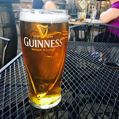 """""""The Honey Jar"""" (Halvorsong) Tags: beer ale pub pubs publife summer summertime honey closeup fun explore discover courtyard relax relaxation happyhour halvorsong guinness lager restaurant drink dining art photography contrast composition usa irish america yum ireland health wisdom"""