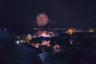 Fuochi d'artificio di Savona 2018 [8]