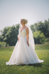 Abby - Portsdown Dress (Robbie Khan) Tags: abby abigail bridal canon5dmk3 hampshire khanphoto koweddings portchestercastle portrait portsdownhill portsmouth weddingdress