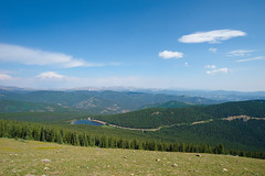 Lake Echo - View from Mount Evans (Gerald Lang) Tags: sonyalpha7ii sonya7ii landschaft landscape sonyilce7m2 paysage rockymountains colorado import29072018 lakeecho