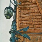 Cleveland Ohio -  Society for Savings Building - Old Gas Lamp thumbnail