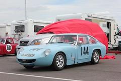 Lenham Le Mans Coupé 1964 (YRF-223C) (MilanWH) Tags: lenham le mans coupé 1964 sprite midget austin healey yrf223c