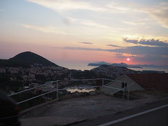 Dubrovnik --> Zaton (schroettner) Tags: croatia kroatien dubrovnik sunset sonnenuntergang