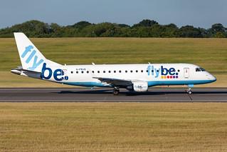 G-FBJG flybe Embraer ERJ-175-200STD