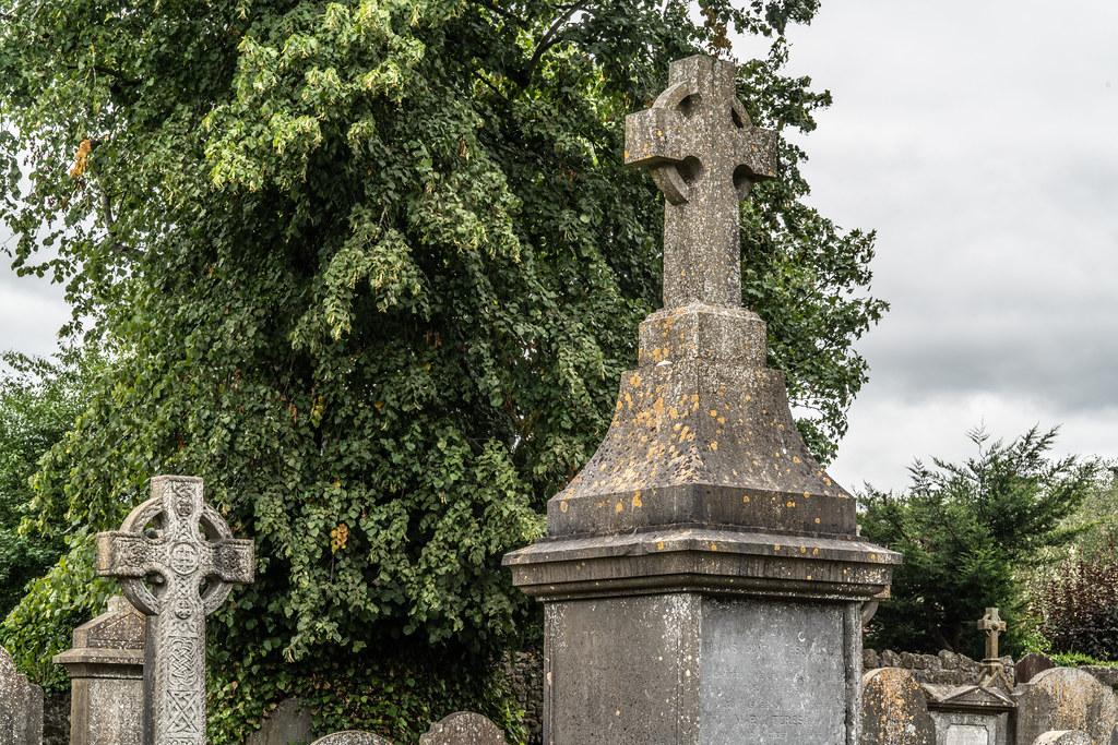 OLD CHURCHYARD KNOWN AS ST. JOHN'S [DUBLIN ROAD KILKENNY]-142936