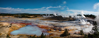 Hot Springs Panorama
