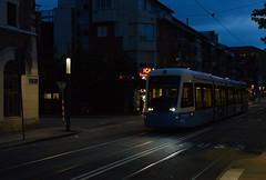 M32 at Kaptensgatan at Night (KOKONIS) Tags: nikon d600 scandinavia skandinavia europe europa sweden sverige västragötaland göteborg gothenburg