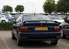 1994 Rover 220 Coupé (rvandermaar) Tags: 1994 rover 220 coupé 200 rover220coupé rover200coupé sidecode5 hjln63 rovercoupé rover200 rover220
