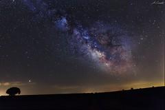 Vía Láctea campos de Brihuega (Perseo111) Tags: milkyway via lactea astrophotography canon 6d spain