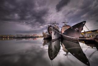 Old Navy Shipyard