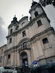 (Eugene Limarev) Tags: ukraine church lviv