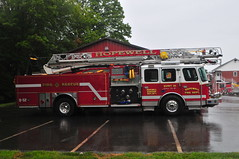 Hopewell Fire Department Quint 52 (Triborough) Tags: nj newjersey hunterdoncounty eastamwelltownship eastamwell ringoes hfd hopewellfiredepartment firetruck fireengine ladder ladder52 quint quint52 eone